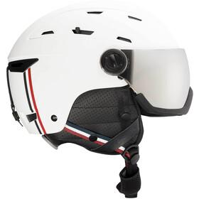 Rossignol Allspeed Visor Impacts Helmet Men strato white